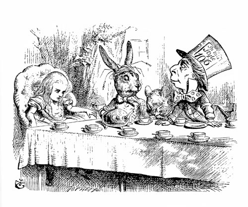 Some of history's most celebrated children's books, like Alice's Adventures in Wonderland, are woven of metaphors exploring life's complexities. Click for more.
