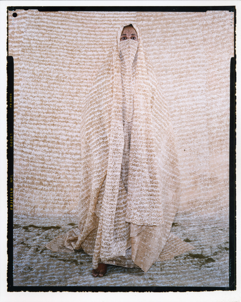 converging territories essaydi Lalla assia essaydi moroccan, born 1956 converging territories #21, 2004 chromogenic print, edition 1/15 57 x 47 cm restricted gift of anstiss and ronald krueck in.