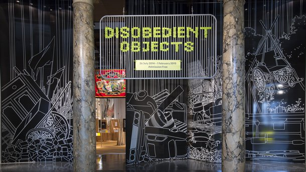 Disobedient objects