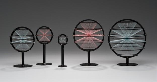 Julian Voss-Andreae: Spin Family