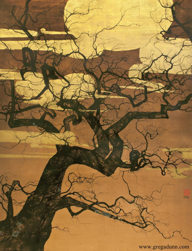 Gnarled Oak