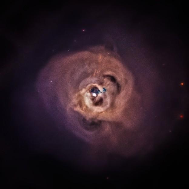 Credit: Image Credit: X-ray: NASA, CXC, SAO, E.Bulbul, et al.