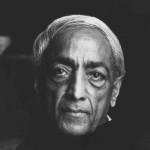 J Krishnamurti