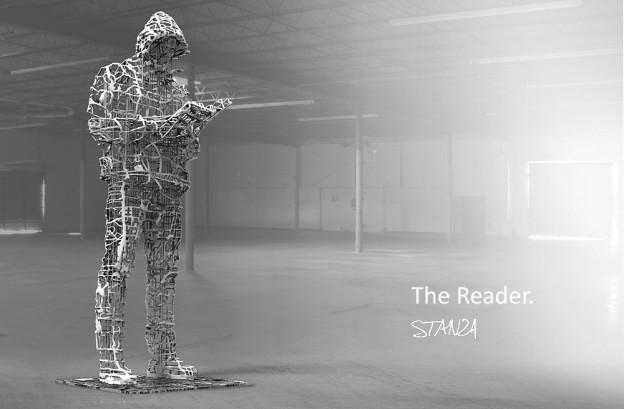 Stanza The Reader 3