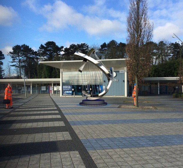 John Atkin: Corby Railway Project - Proposal 1