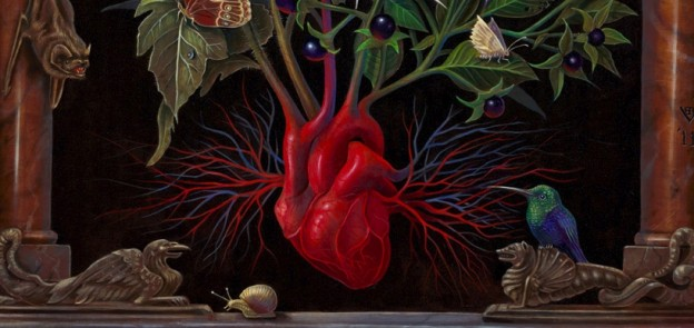 Sacred Heart (detail) ©Benjamin Vierling