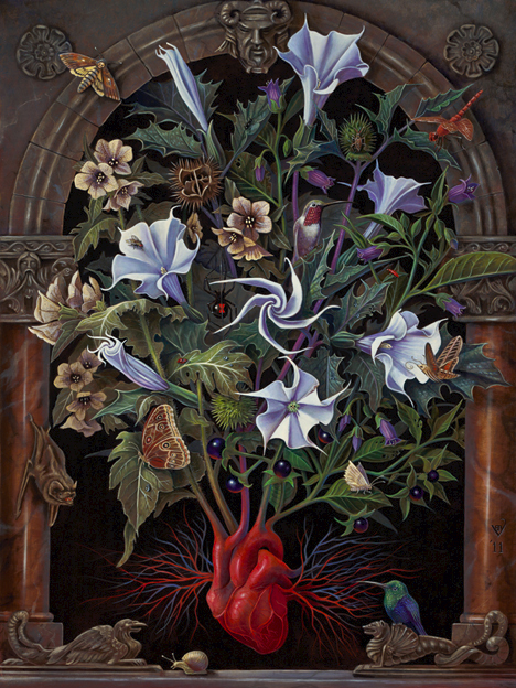 Sacred Heart ©Benjamin Vierling