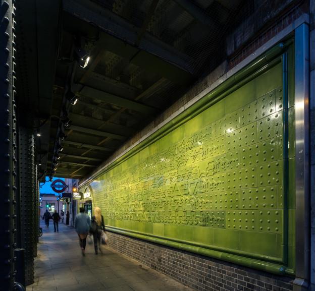 Tod Hanson: Balham high street 2015 (photo by Simon Kennedy)