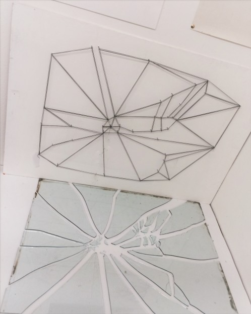 Julius Colwyn: A cartography of broken glass