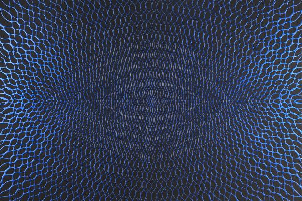 """Daniel Hill: Untitled 5, 2016, 30""""x 44"""""""