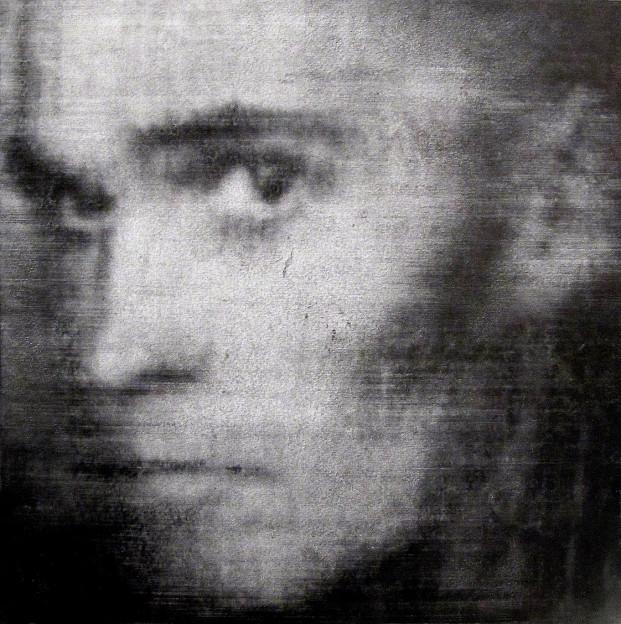 Caroline Burraway: Auschwitz 1942 graphite