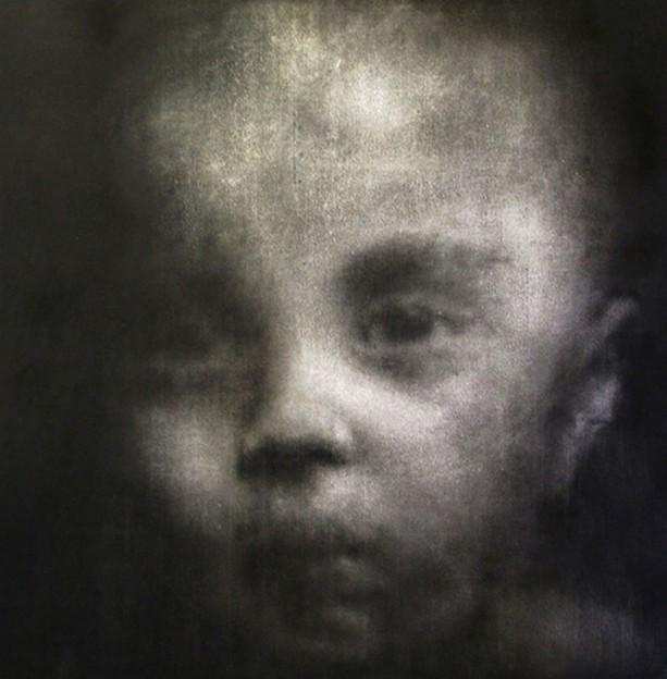 Caroline Burraway: Untitled 13, charcoal