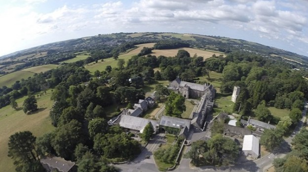 Figure 6: Dartington Hall Estate