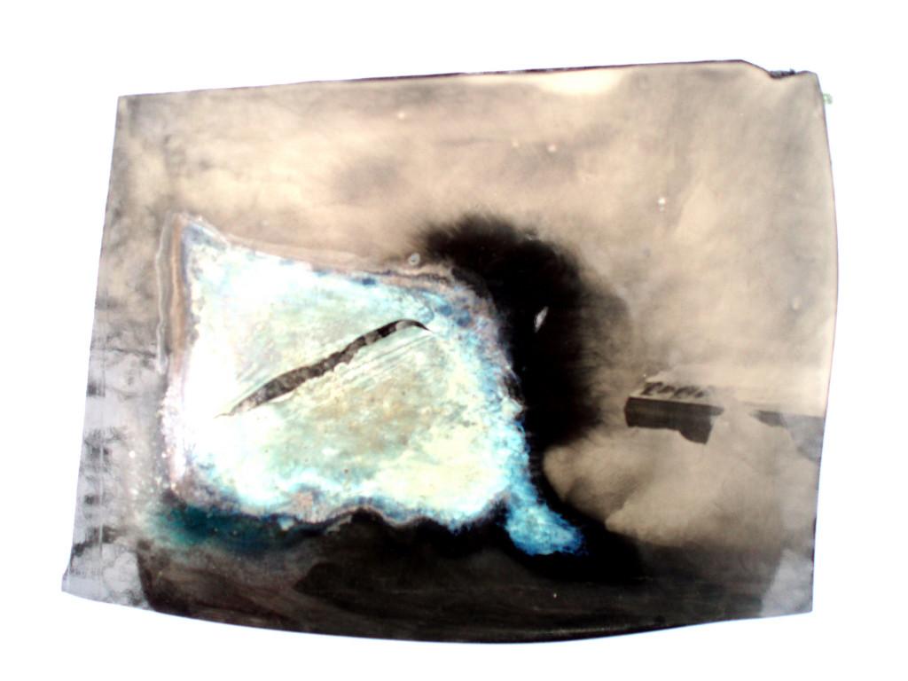 Ice Shard 30cm x 20cm, 2005