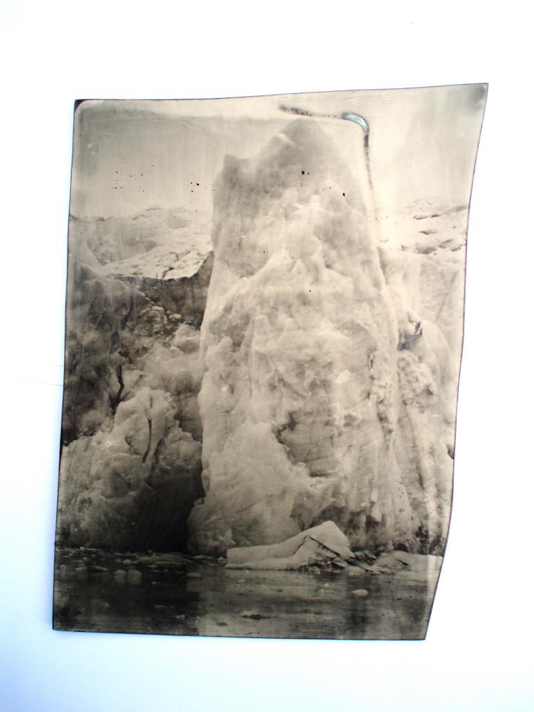 Ice Shard 20cm x 30cm, 2005