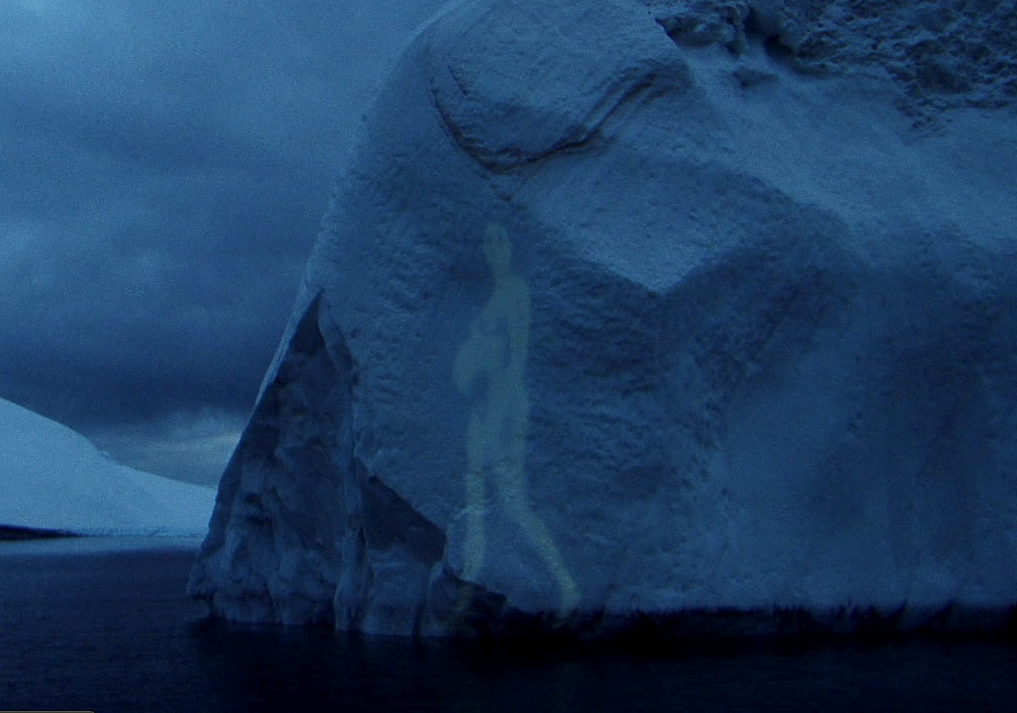 Pregnant Ice Walk 4