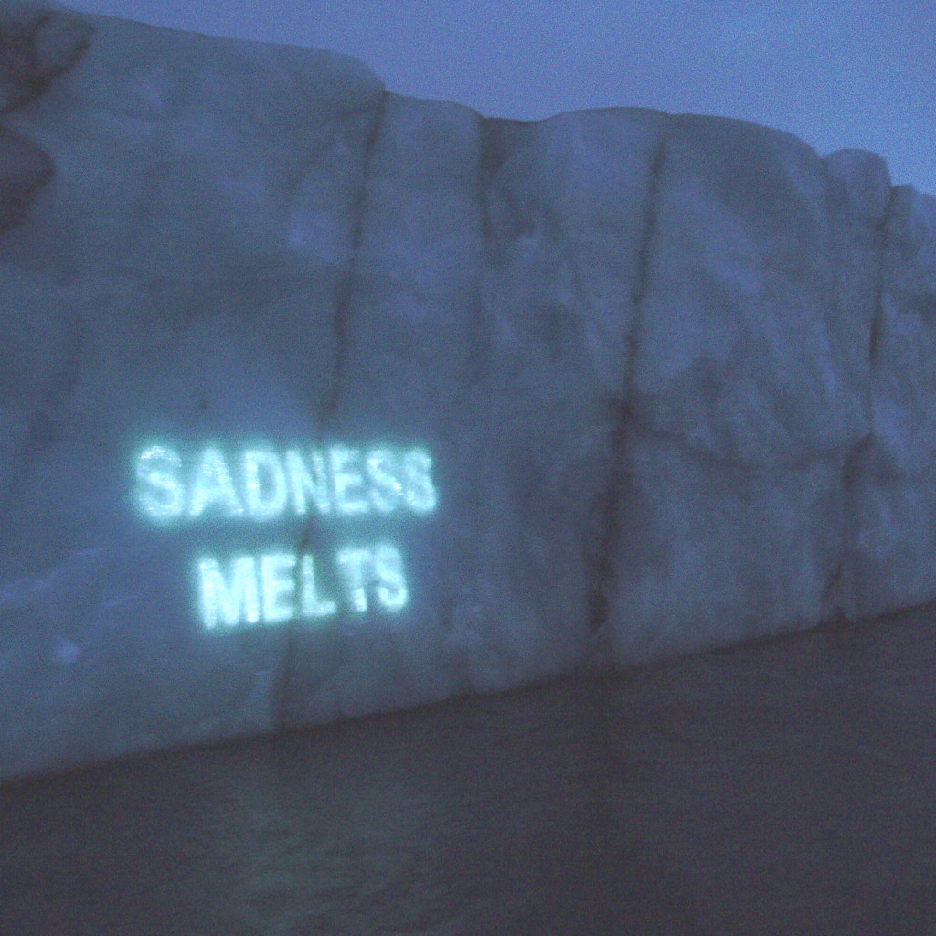 Sadness Melts