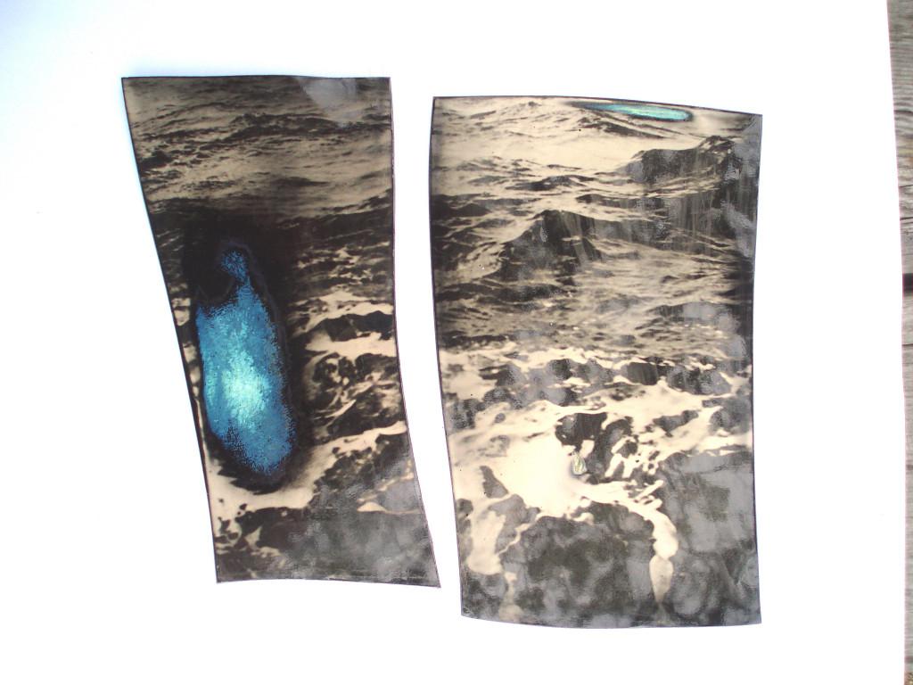 Ice Shard (2) 30cm x 20cm, 2005